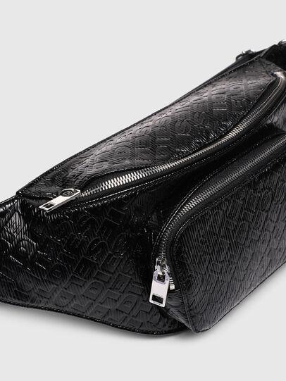 Diesel - LIBERTY, Black - Belt bags - Image 5