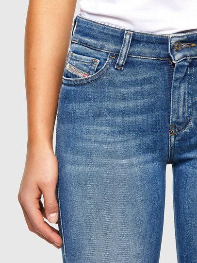 Diesel - Slandy 009QS, Bleu Clair - Jeans - Image 3