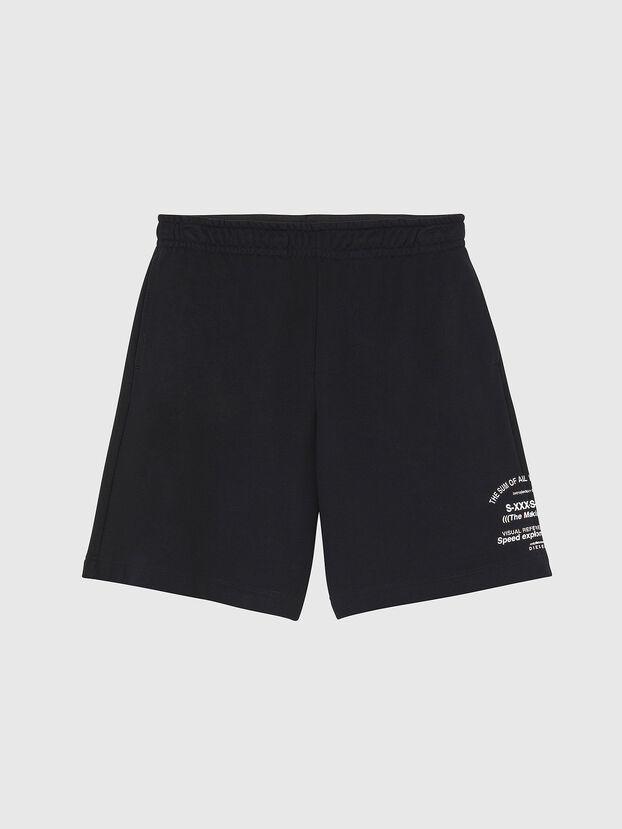 P-BOXIER-X2, Noir - Shorts