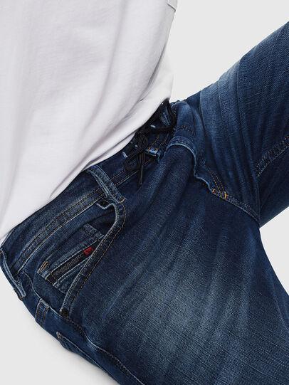 Diesel - Thommer JoggJeans 088AX, Bleu Foncé - Jeans - Image 5