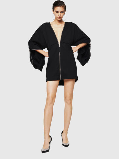 Diesel - DOVERIP, Noir - Robes - Image 6