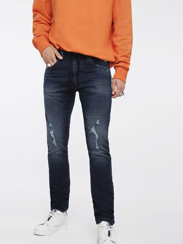 Thommer JoggJeans 069BD, Dark Blue - Jeans