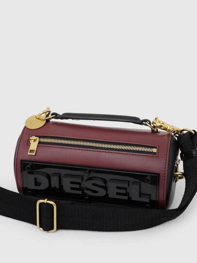 Diesel - CAYAC LT, Red - Crossbody Bags - Image 5