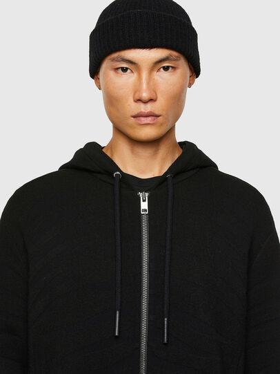 Diesel - K-ALAMAN, Black - Sweaters - Image 3