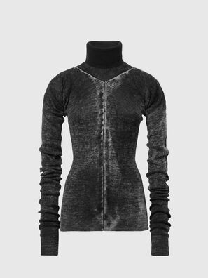 M-ISABELLE, Noir - Pull Maille