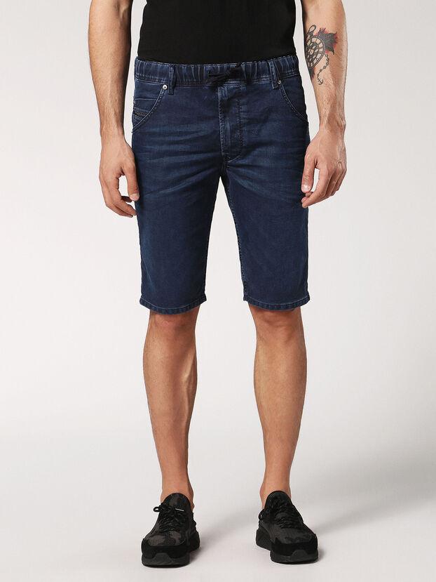 KROOSHORT JOGGJEANS, Bleu Foncé - Shorts