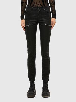 D-Ollies JoggJeans® 069RK, Noir/Gris foncé - Jeans