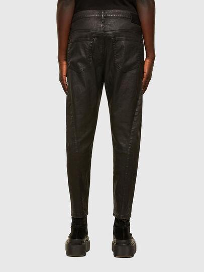 Diesel - FAYZA JoggJeans® 069PG, Noir/Orange - Jeans - Image 2