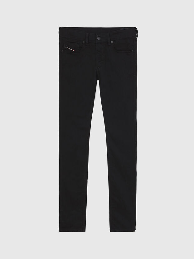 Sleenker A69EI, Noir/Gris foncé - Jeans