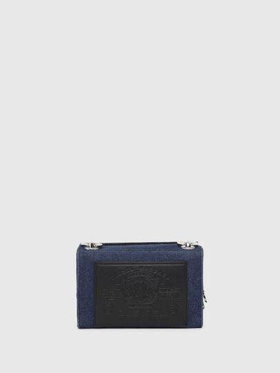 Diesel - CROSSAGE, Blue - Crossbody Bags - Image 2