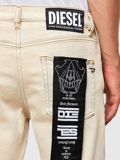 Diesel - D-Strukt 009KV, Blanc - Jeans - Image 4