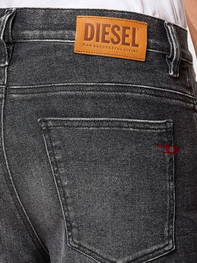Diesel - D-Istort 009EX, Noir/Gris foncé - Jeans - Image 4