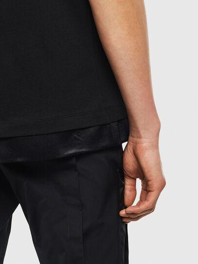 Diesel - T-TEIN, Noir - T-Shirts - Image 4
