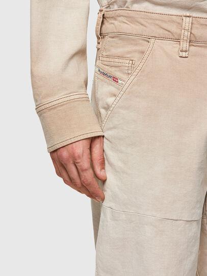 Diesel - D-Azerr JoggJeans® 069WG, Blanc - Jeans - Image 5