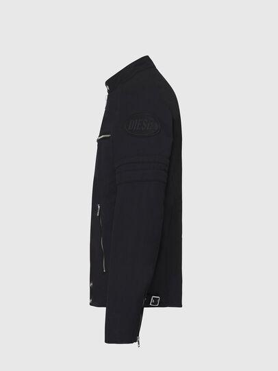 Diesel - J-GLORY, Black - Jackets - Image 3