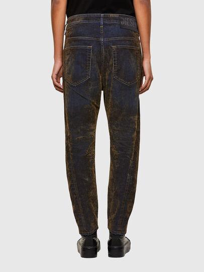 Diesel - Fayza 069RQ, Bleu/Jaune - Jeans - Image 2