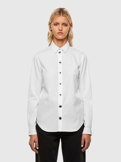 Diesel - C-MARION, Blanc - Chemises - Image 1