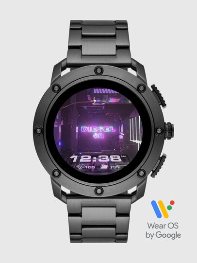 Diesel - DT2017, Dark Grey - Smartwatches - Image 1