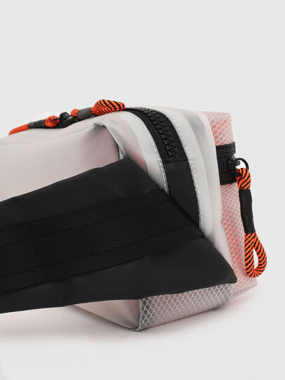 Diesel - FAROH, White/Orange - Belt bags - Image 7