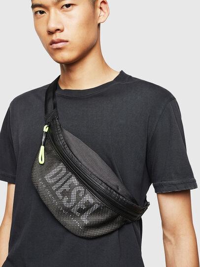 Diesel - LONIGO, Black - Belt bags - Image 5