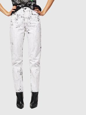 D-Eiselle 069JJ, Blanc - Jeans
