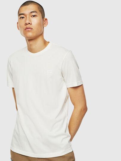 Diesel - T-DIEGOS-K31, Blanc - T-Shirts - Image 4