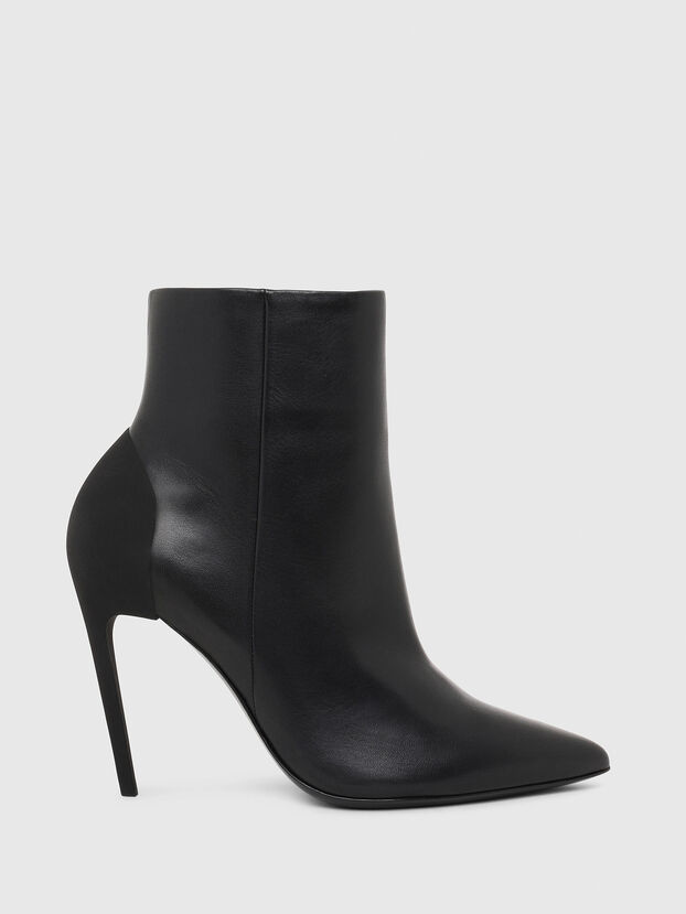 D-SLANTY HABZ, Noir - Bottines