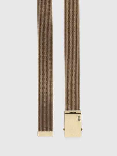Diesel - B-COMBA, Light Brown - Belts - Image 3