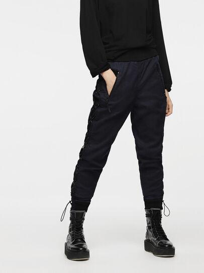 Diesel - Taryn JoggJeans 0GASP, Bleu Foncé - Jeans - Image 5