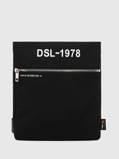 Diesel - F-URBHANITY CROSS ZP, Noir - Sacs en bandoulière - Image 1