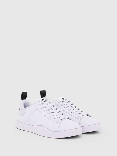 Diesel - S-CLEVER LOW LACE W, Lilac - Sneakers - Image 2