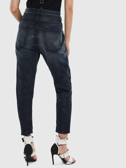 Diesel - Fayza JoggJeans 069MD, Bleu Foncé - Jeans - Image 2