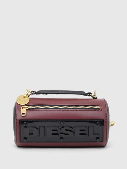Diesel - CAYAC LT, Red - Crossbody Bags - Image 1