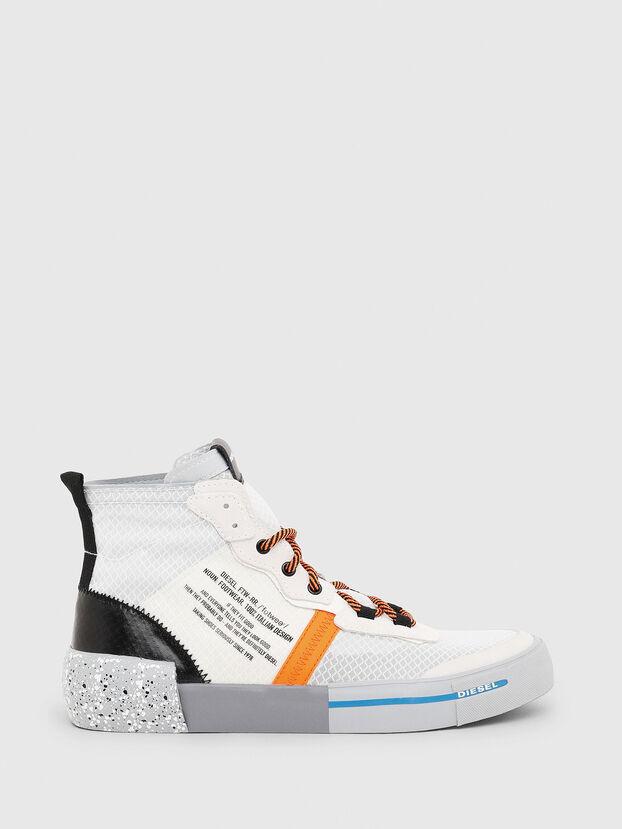 S-DESE MID RC, Polychrome/Blanc - Baskets