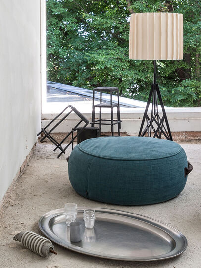 Diesel - CHUBBY CHIC - POUF, Multicolor  - Furniture - Image 3