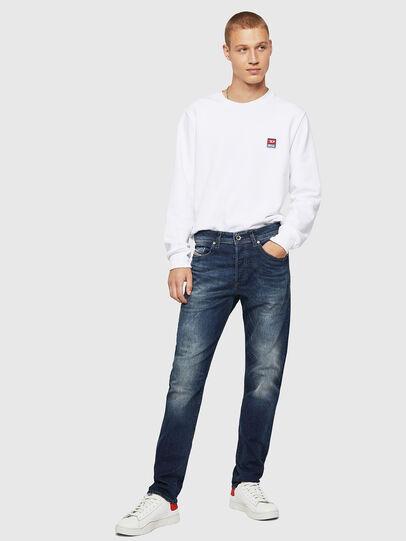 Diesel - Buster 0853R, Bleu Foncé - Jeans - Image 5