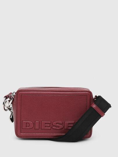 Diesel - ROSA' P, Bordeaux - Crossbody Bags - Image 4