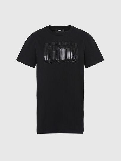 Diesel - T-DARIA-E2, Black - T-Shirts - Image 1