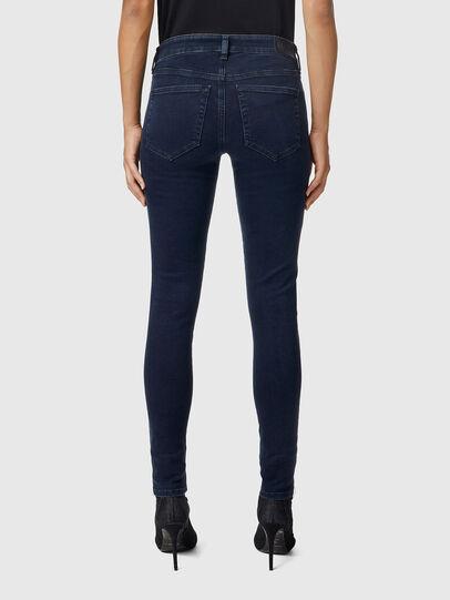 Diesel - Slandy 009PV, Dark Blue - Jeans - Image 2
