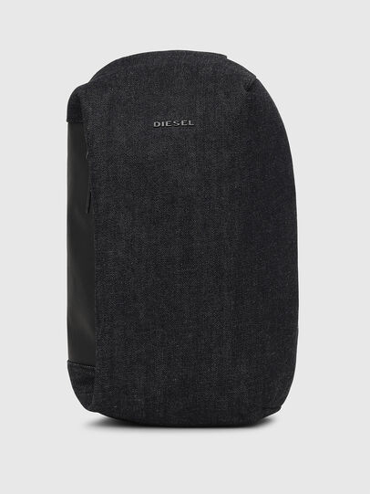 Diesel - D-SUBTORYAL MONO, Blue Jeans - Backpacks - Image 1