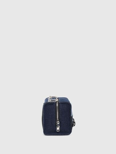 Diesel - CROSSAGE, Blue - Crossbody Bags - Image 3