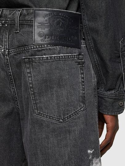Diesel - D-WILLOH-X-SP, Noir - Shorts - Image 4