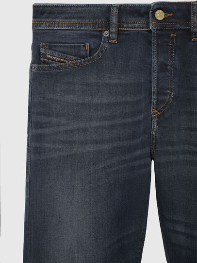 Diesel - Buster 009MA, Dark Blue - Jeans - Image 3
