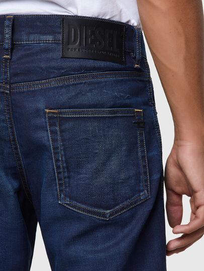 Diesel - D-Strukt JoggJeans® 069WS, Bleu Foncé - Jeans - Image 3