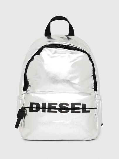 Diesel - F-BOLD BACK II, Gris argenté - Sacs à dos - Image 1