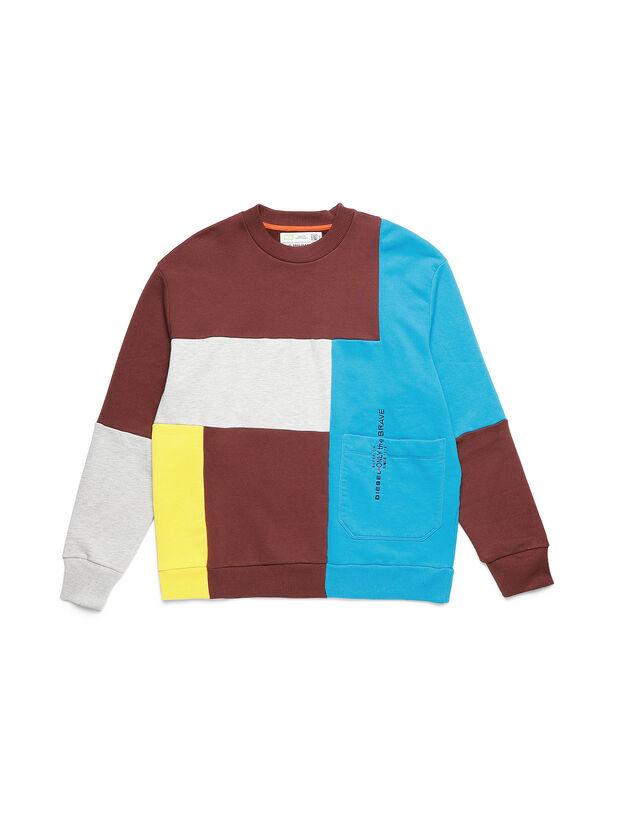 D-TAGLIA&CUCI, Multicolor - Sweatshirts