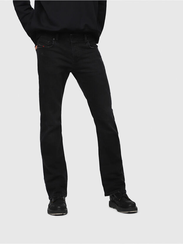 Zatiny C69AC, Black/Dark Grey - Jeans
