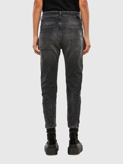 Diesel - Fayza 009IU, Noir/Gris foncé - Jeans - Image 2
