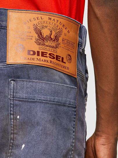 Diesel - D-Franky 009MC, Bleu moyen - Jeans - Image 5