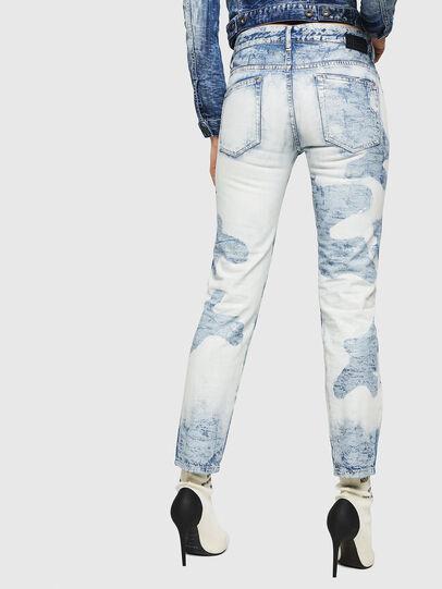 Diesel - D-Rifty 0890P, Bleu Clair - Jeans - Image 2